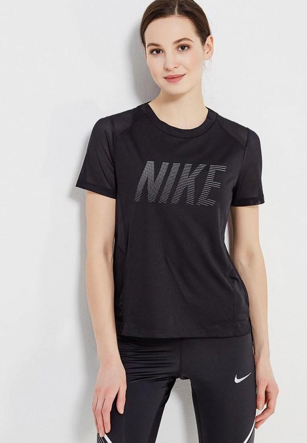 Футболка спортивная Nike Nike NI464EWAAGG2 сумка спортивная nike nike ni464bwrym11
