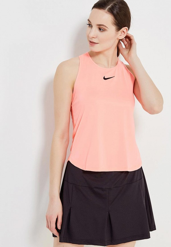 Майка спортивная Nike Nike NI464EWAAGI0 сумка спортивная nike nike ni464bwrym11
