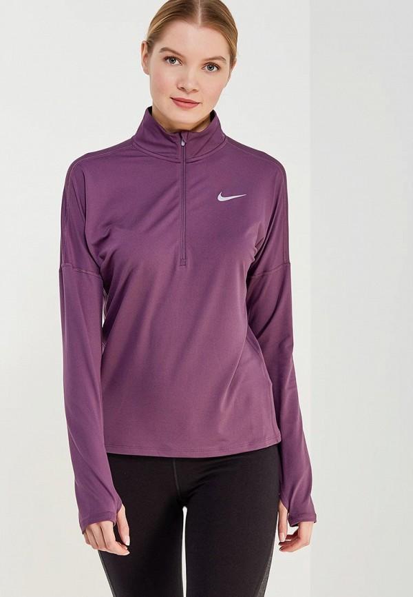Лонгслив спортивный Nike Nike NI464EWAAHA6 топ спортивный nike nike ni464ewugz12