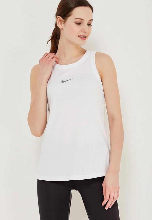Майка спортивная Nike Nike NI464EWAAHD5 сумка спортивная nike nike ni464bwrym11