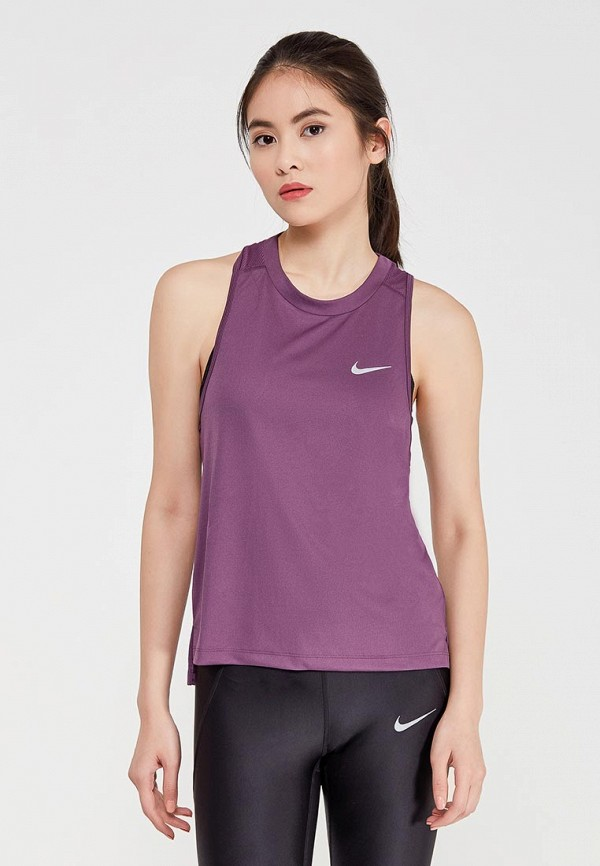 Майка спортивная Nike Nike NI464EWAAHF7 сумка спортивная nike nike ni464bwrym11
