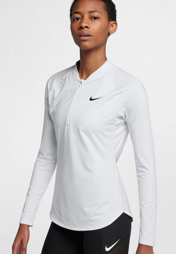 Лонгслив спортивный Nike Nike NI464EWBBKK4 топ спортивный nike nike ni464ewugz12