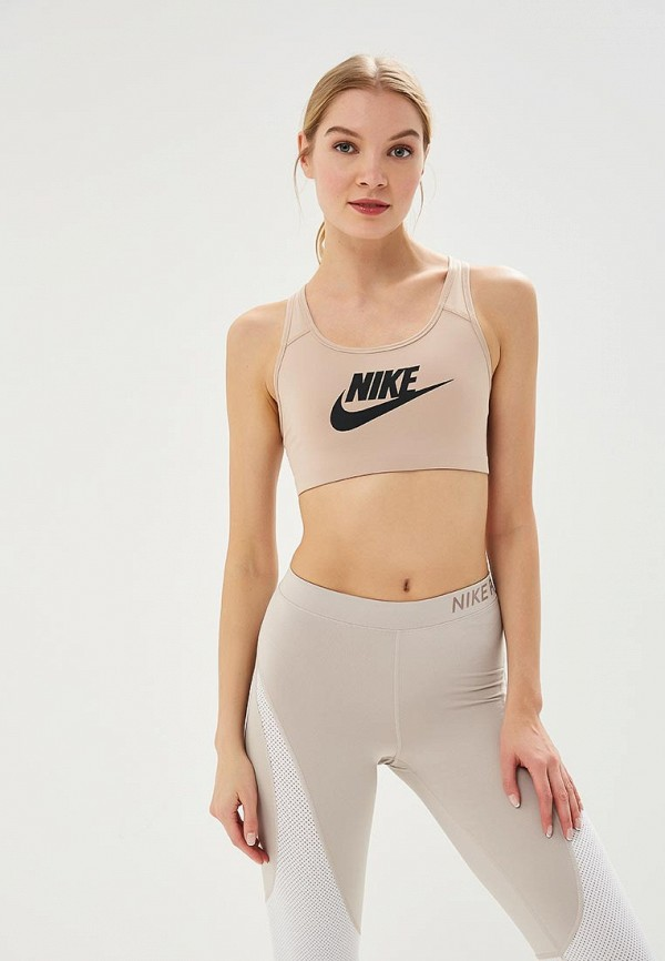Топ спортивный Nike Nike NI464EWBBKV8 топ спортивный nike nike ni464ewuhd40