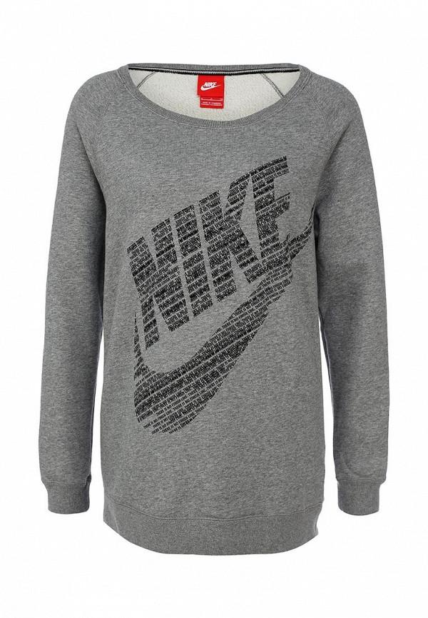 Свитшот Nike NIKE RALLY BF CREW-LOGO