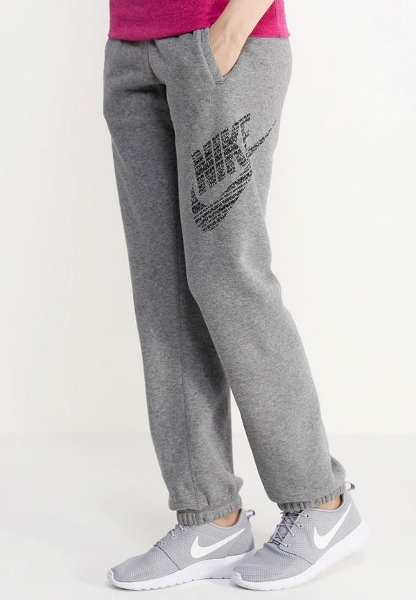 Женские спортивные брюки Nike (Найк) 684123-091: изображение 5