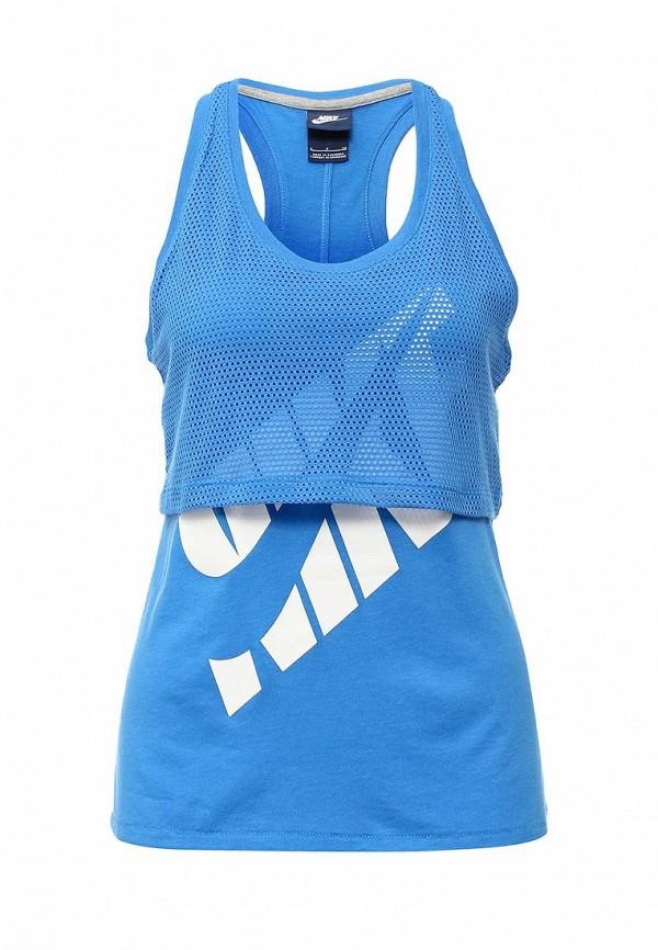 Спортивный топ Nike (Найк) 725814-435