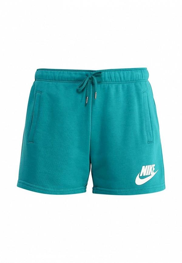 Женские спортивные шорты Nike (Найк) 726037-351