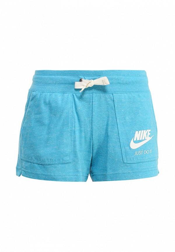 Женские спортивные шорты Nike (Найк) 726063-418