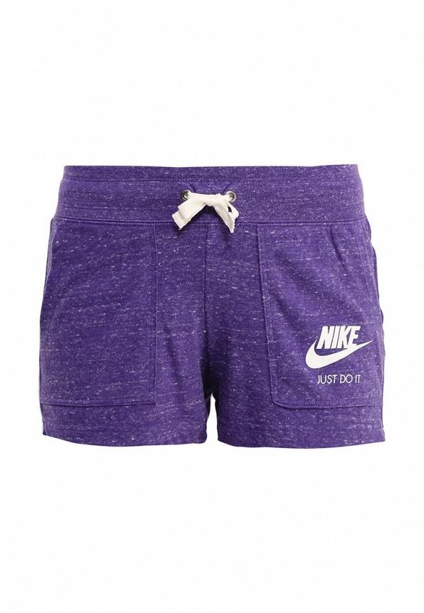 Женские повседневные шорты Nike (Найк) 726063-547