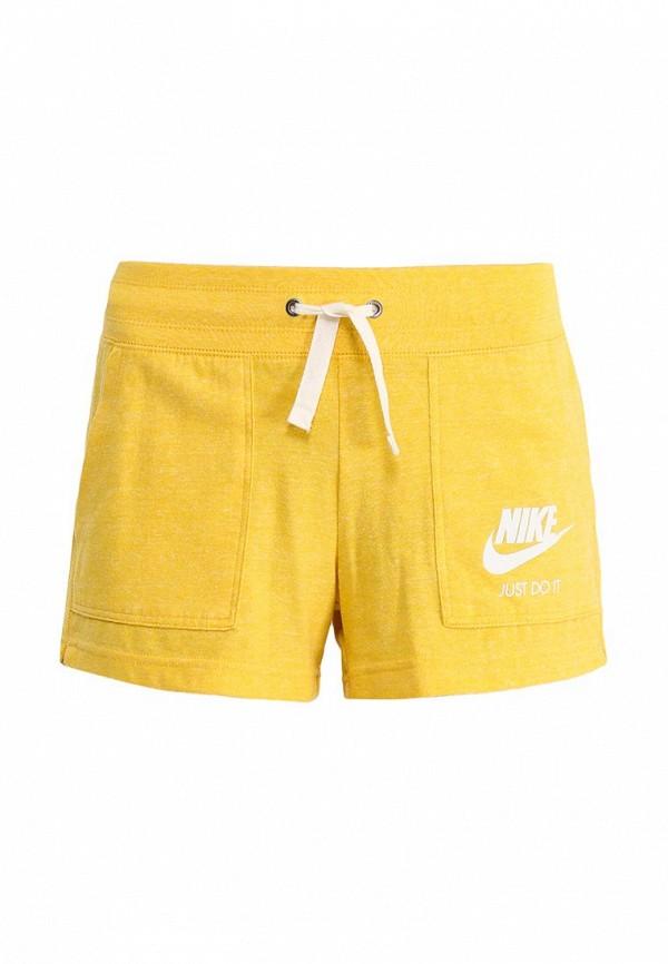 Женские спортивные шорты Nike (Найк) 726063-703