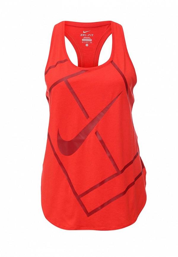 Майка спортивная Nike BASELINE TANK