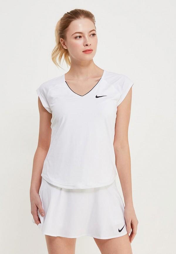Майка спортивная Nike Nike NI464EWHBM20 сумка спортивная nike nike ni464bwrym11