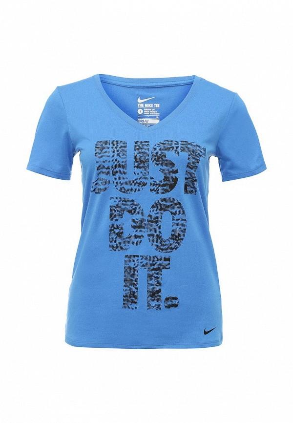 Спортивная футболка Nike (Найк) 778579-435