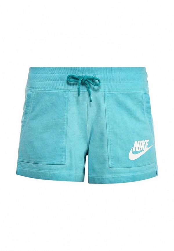 Женские спортивные шорты Nike (Найк) 802553-351
