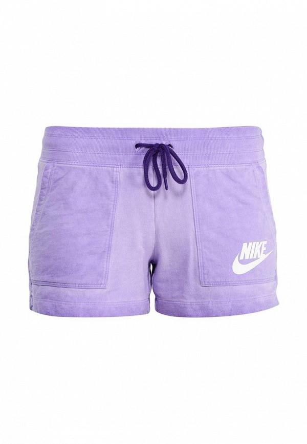 Женские спортивные шорты Nike (Найк) 802553-547