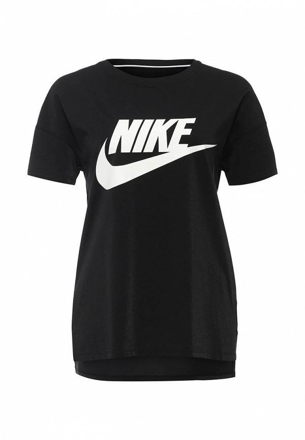 Футболка с надписями Nike (Найк) 821993-010