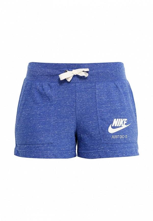 Женские спортивные шорты Nike (Найк) 726063-480