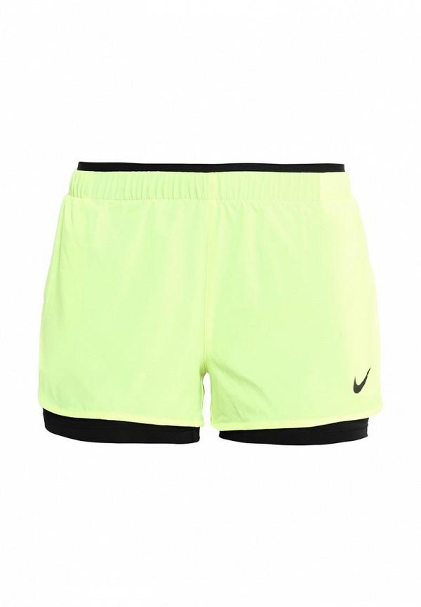Женские спортивные шорты Nike (Найк) 777488-702