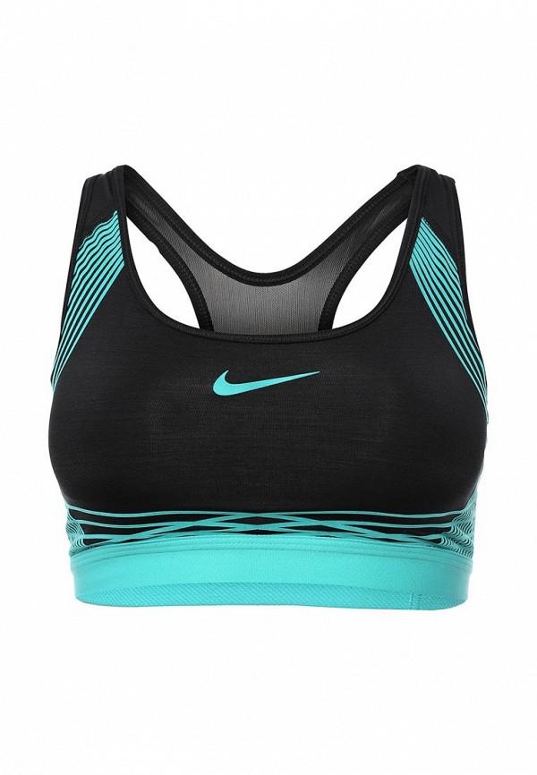 Топ спортивный Nike Nike NI464EWJGB15 топ nike топ get fit rugby stripe tank