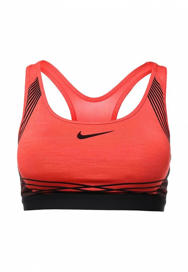 Топ спортивный Nike Nike NI464EWJGB26 топ nike топ get fit rugby stripe tank
