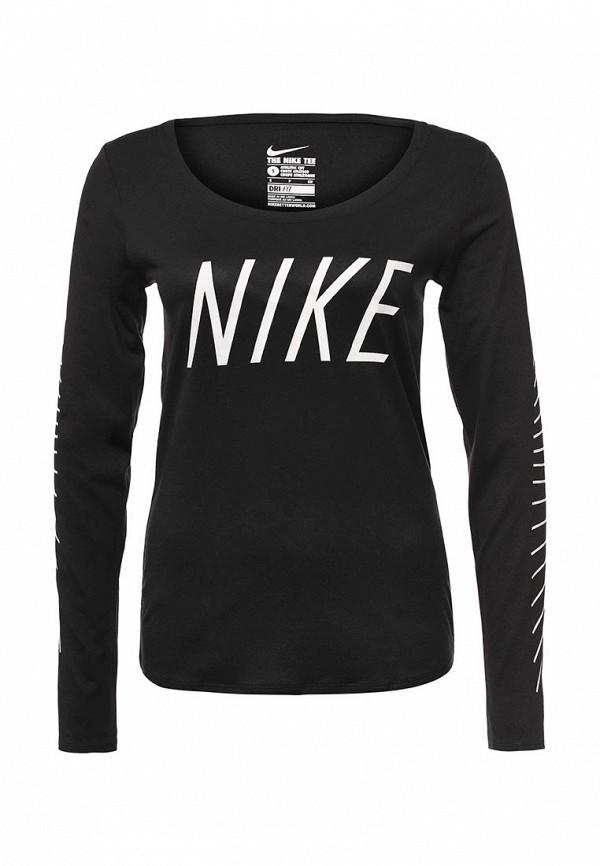 Футболка с длинным рукавом Nike (Найк) 805993-010