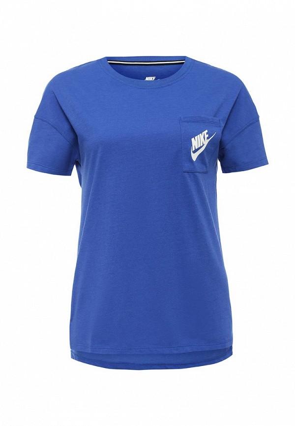 Футболка с надписями Nike (Найк) 807232-480