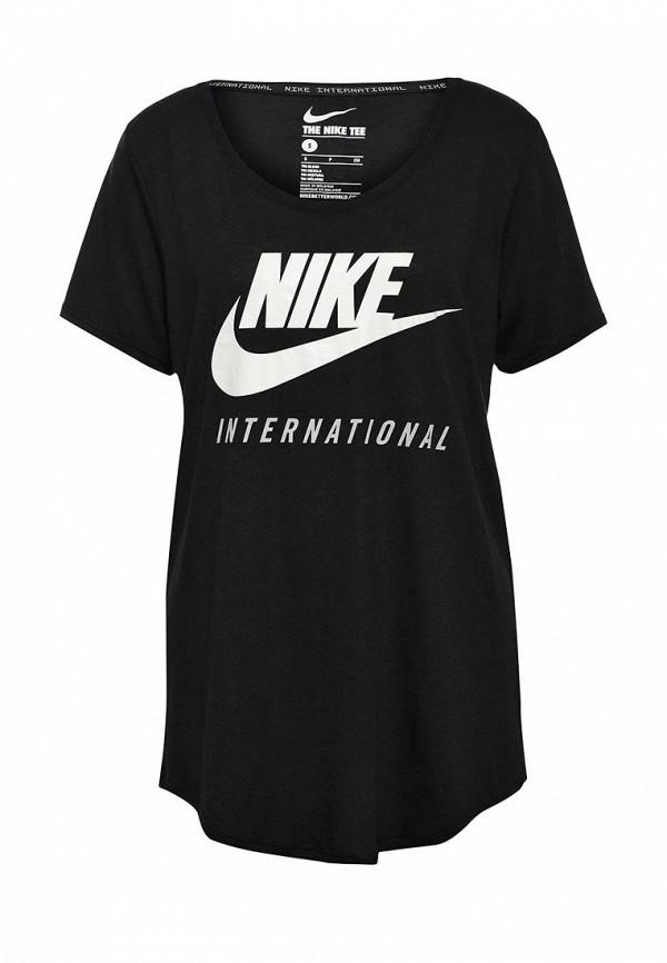 Футболка с надписями Nike (Найк) 833890-010
