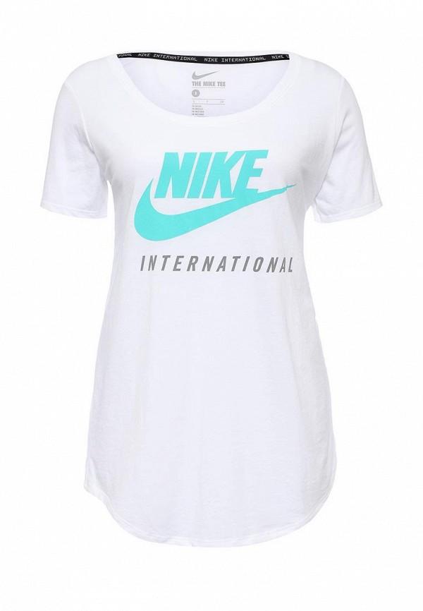 Футболка с надписями Nike (Найк) 833890-101