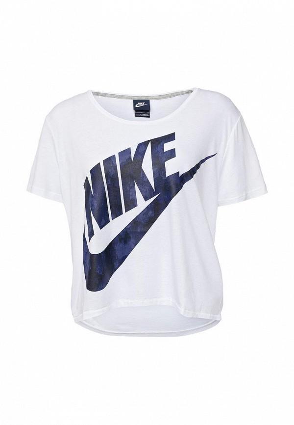Футболка с надписями Nike (Найк) 843985-100