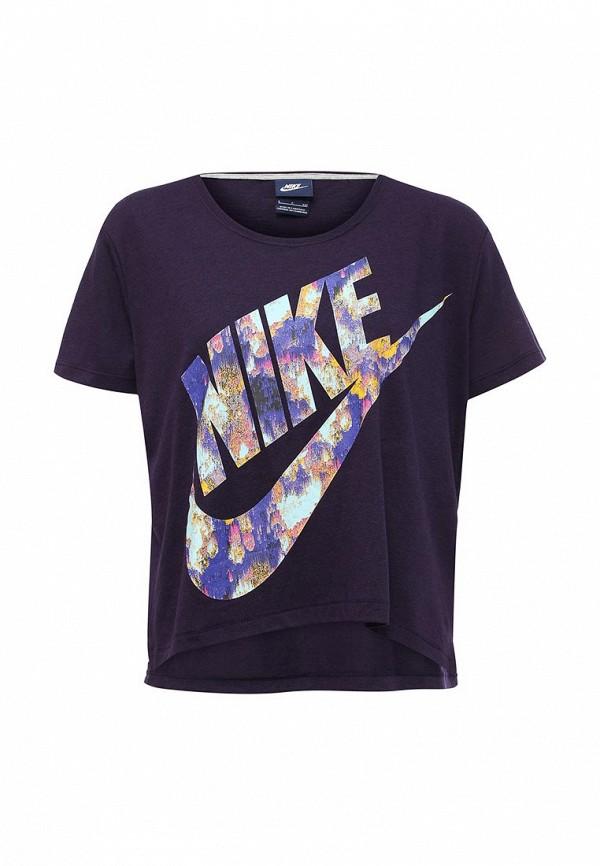 Футболка с надписями Nike (Найк) 843985-524