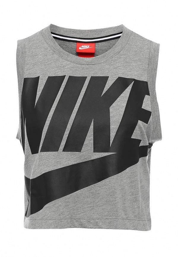 Топ Nike Nike NI464EWPKS83 топ nike топ get fit rugby stripe tank