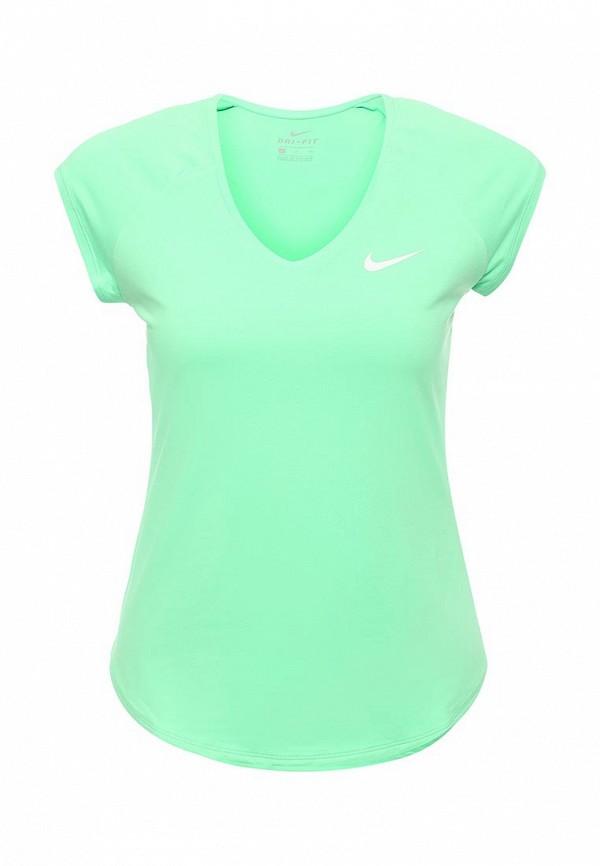 Футболка спортивная Nike Nike NI464EWPKV00 футболка nike цвет мятный