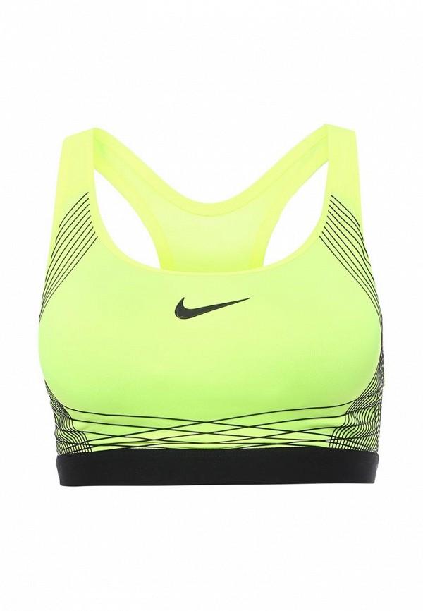 Топ спортивный Nike Nike NI464EWPKW65 топ nike топ get fit rugby stripe tank