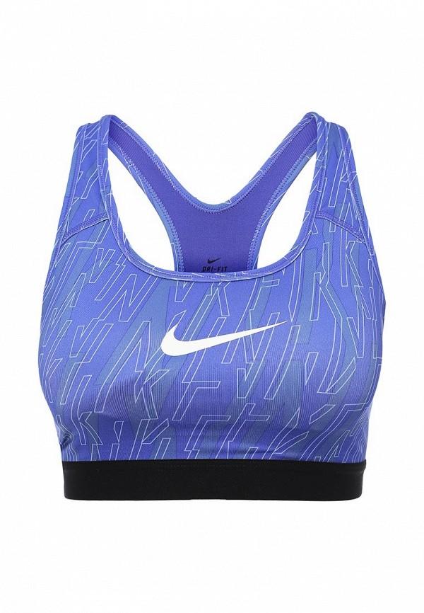 Топ спортивный Nike Nike NI464EWPKW72 топ nike топ get fit rugby stripe tank