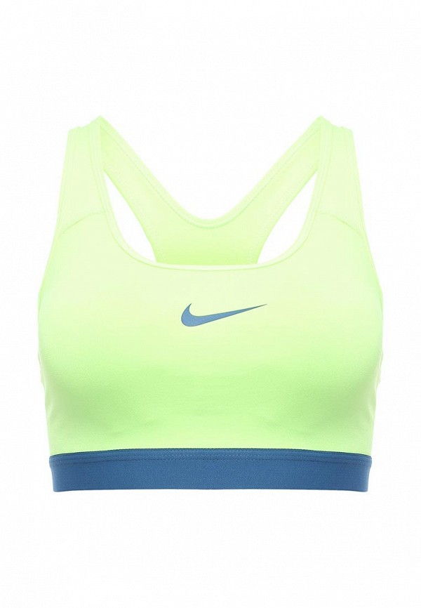 Топ спортивный Nike Nike NI464EWRZD22 топ nike топ get fit rugby stripe tank
