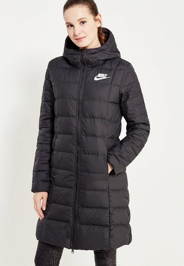 Найк пальто зимнее