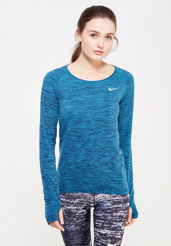 Лонгслив спортивный Nike Nike NI464EWUHB17