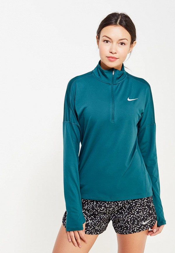 Лонгслив спортивный Nike Nike NI464EWUHC77 топ спортивный nike nike ni464ewugz12