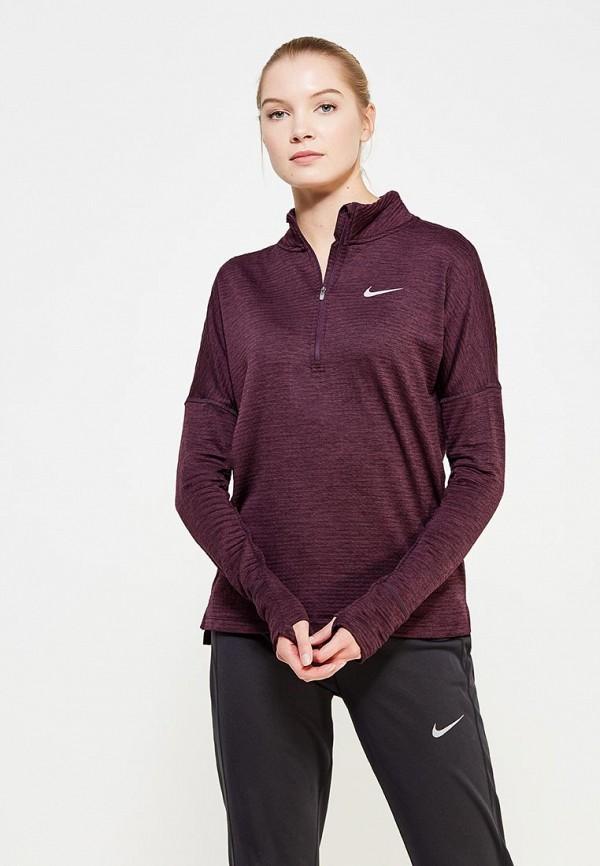 Лонгслив спортивный Nike Nike NI464EWUHC80 лонгслив nike nike ni464emuha26