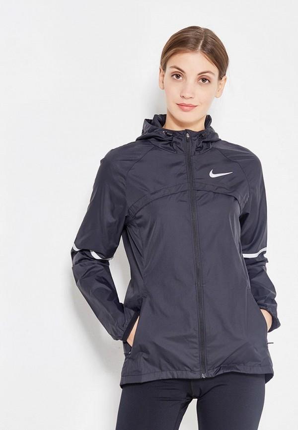 Ветровка Nike цвет черный сезон весна, демисезон, лето страна Вьетнам размер 40, 42