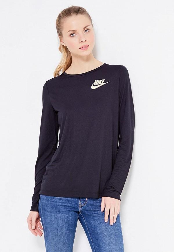 Лонгслив Nike Nike NI464EWUHE62 лонгслив printio 62 2% в саратове