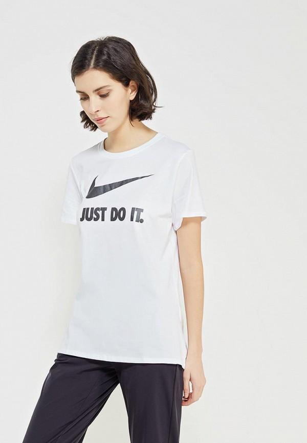 Футболка Nike Nike NI464EWUHF06 футболка nike цвет мятный