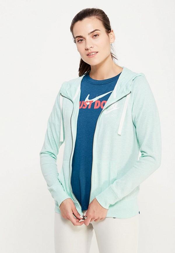 Толстовка Nike Nike NI464EWUHF49 толстовка женская nike цвет голубой размер m