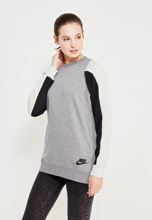 Свитшот Nike Nike NI464EWUHG35 свитшот nike nike ni464ewaaen1