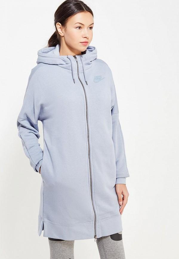Толстовка Nike Nike NI464EWUHH11 толстовка женская nike цвет голубой размер m