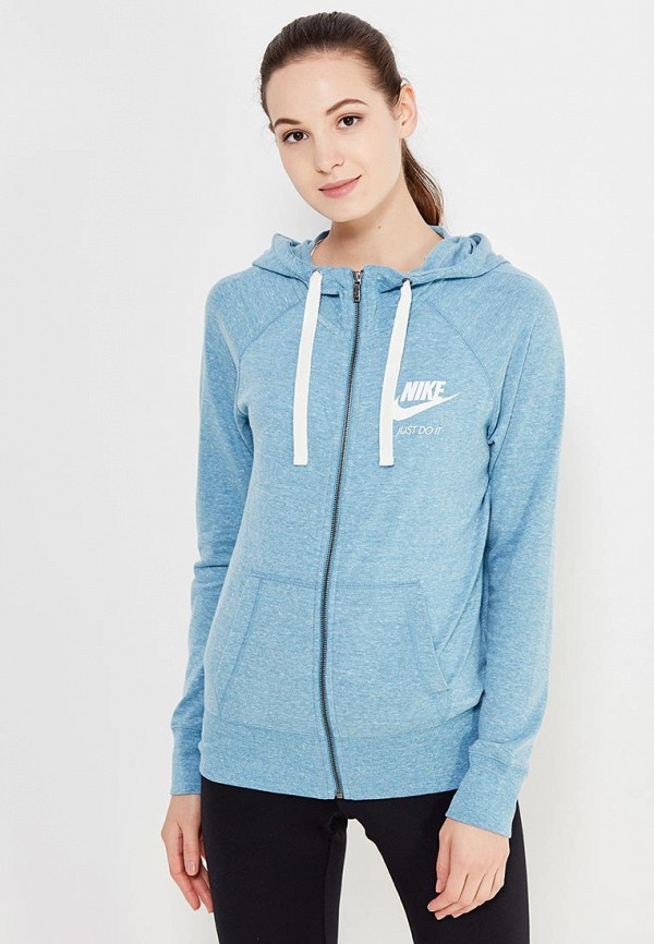 Толстовка Nike Nike NI464EWUHH88 толстовка женская nike цвет голубой размер m