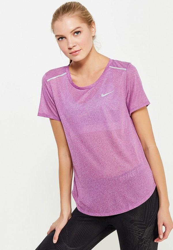 Футболка спортивная Nike Nike NI464EWUHH92 футболка спортивная nike nike ni464emugr73