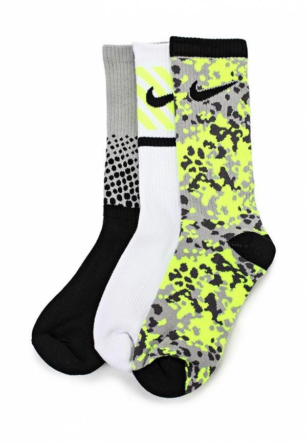 Комплект носков 3 шт. Nike 3P YTH BYS MLTI-GRPHC CTN CUSH
