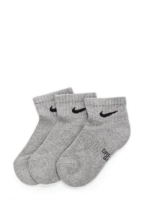 Комплект носков 3 пары Nike Nike NI464FKABBB5 комплект носков 3 пары infinity kids
