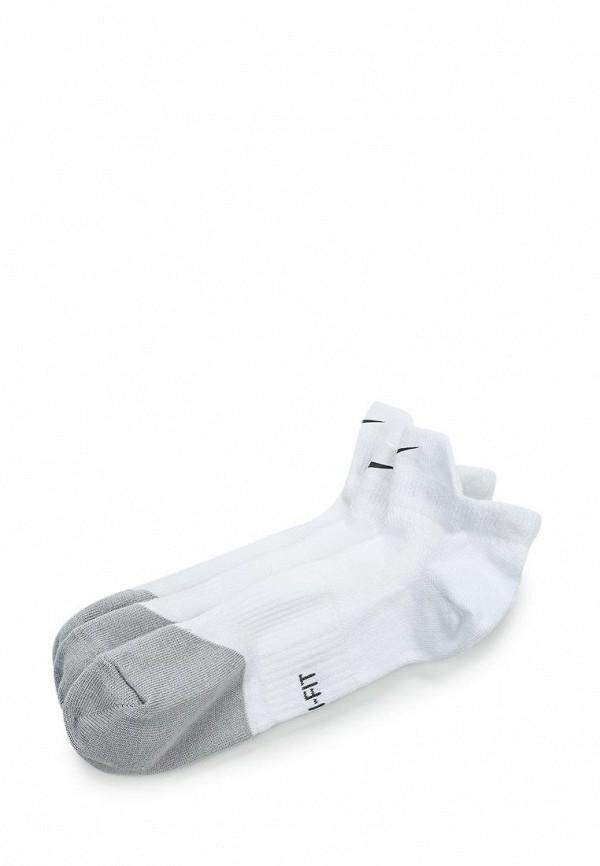 Комплект носков 3 шт. Nike NIKE 3PPK DRI-FIT LGHTWT HI-LO